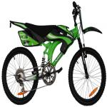 Juniorsk� bicykel KAWASAKI Rebel 20""